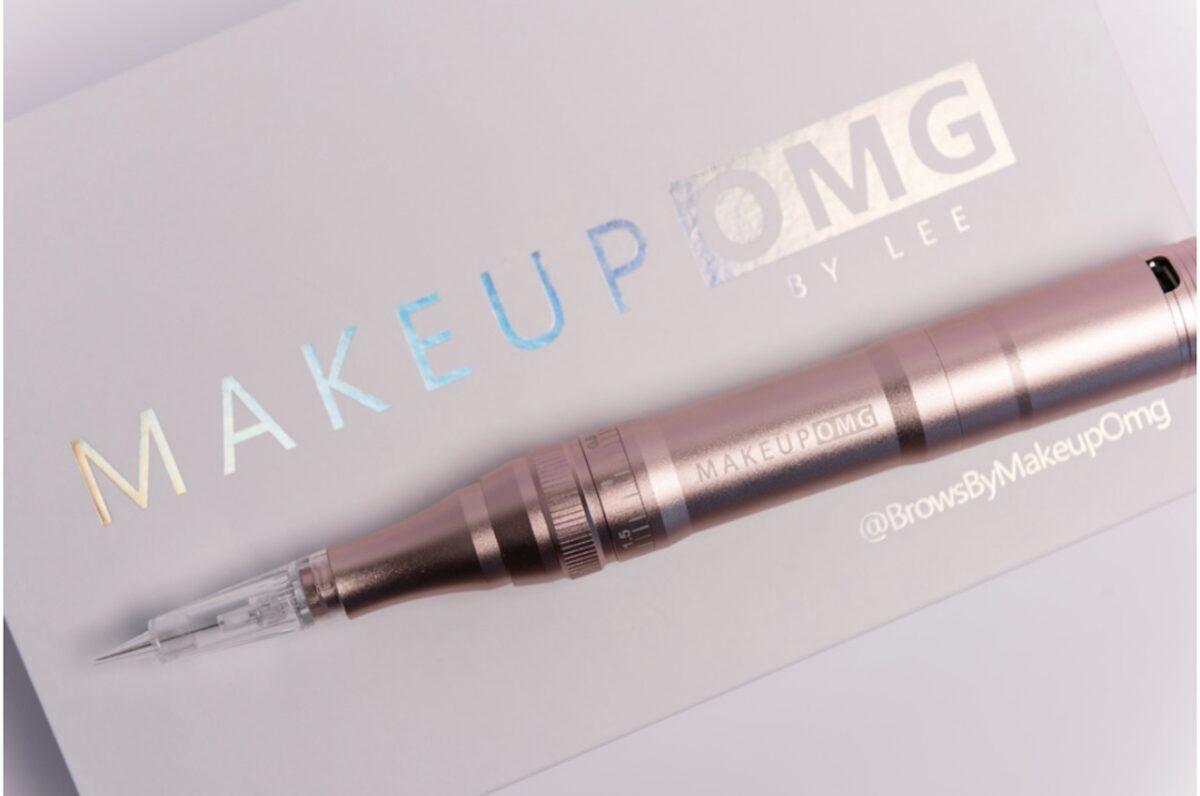 Brow Boss Wireless Permanent Makeup Pen