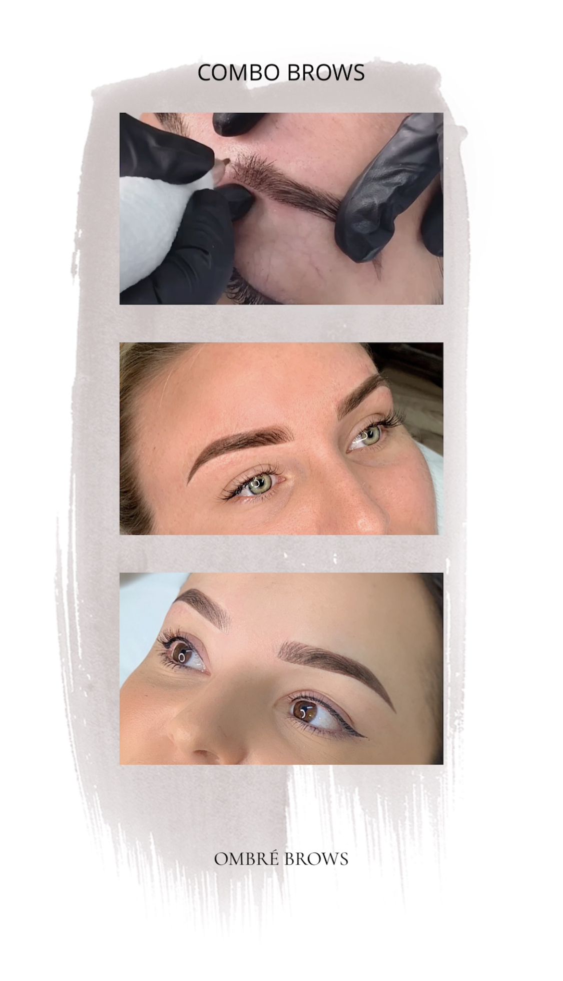 Ombre Brow Training