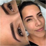 Makeupomg Microblading before and after